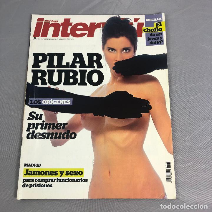 Antigua Revista Interviu 2012 Nº 1868 Pilar Comprar Revista