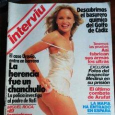 Revista Interviunº 1370 El Top Less De Carme Comprar Revista