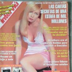 Coleccionismo de Revista Interviú: INTERVIÚ N°1024 - TRACI LORDS - DICIEMBRE 1995. Lote 169733517
