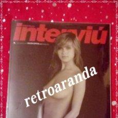 Coleccionismo de Revista Interviú: INTERVIU *MARISOL (PEPA FLORES) EN PORTADA* - ÚLTIMO NÚMERO Nº 2177 - AÑO 2018.. Lote 171151003