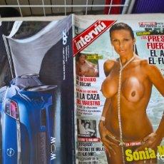 Coleccionismo de Revista Interviú: REVISTA EROTICA: INTERVIU Nº 1561 SUPLEMENTO MAX SONIA MONROY. Lote 171249438