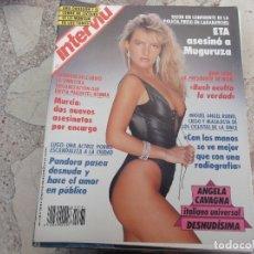 Coleccionismo de Revista Interviú: INTERVIU Nº 786, ANGELA CAVAGNA, LAS SORPRESAS PORNO DE PANDORA, SUSANA EGEA,. Lote 234289620