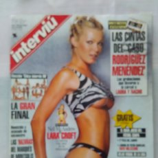 Coleccionismo de Revista Interviú: REVISTA INTERVIÚ - NÚMERO 1223 DEL 4 AL 10 DE OCTUBRE DE 1999. Lote 173076974