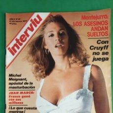 Coleccionismo de Revista Interviú: INTERVIU. 1977. NÚMERO 40. JUAN MARCH.. Lote 173418138