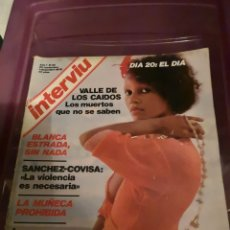 Coleccionismo de Revista Interviú: S2. 50. REVISTA. INTERVIU. AÑO 1. N 28. 25 DE NOVIEMBRE 1 DICIEMBRE DE 1976. Lote 173961514