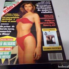 Coleccionismo de Revista Interviú: REVISTA INTERVIU NUMERO 850. Lote 174030345