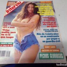 Coleccionismo de Revista Interviú: REVISTA INTERVIU NUMERO 845. Lote 174030448