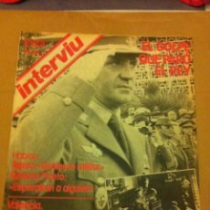 Coleccionismo de Revista Interviú: INTERVIU -Nº. 31 - AÑO 1976. Lote 175661665