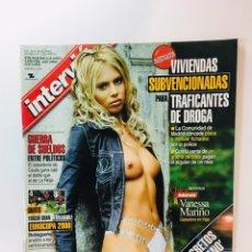 Coleccionismo de Revista Interviú: INTERVIU VANESA NUMERO 1260 MARIÑO CHICA INTERVIU VIGO 2000. Lote 175945973