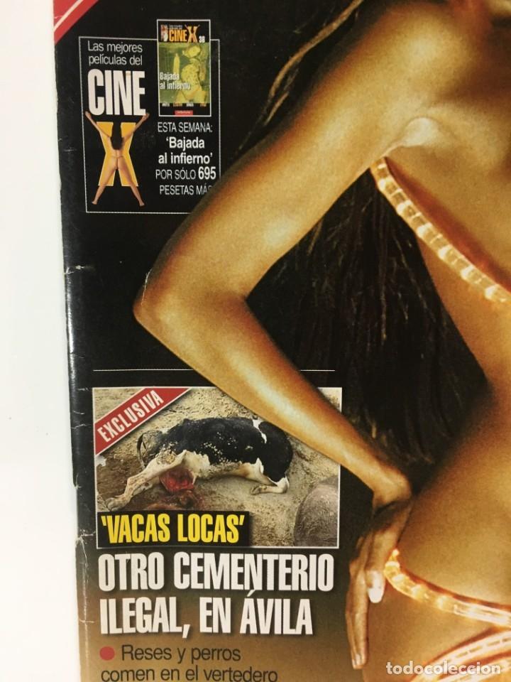 Coleccionismo de Revista Interviú: Revista Interviú número 1290 Andrea - Foto 3 - 176307839