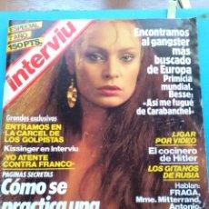 Coleccionismo de Revista Interviú: INTERVIU ESPECIAL 7° AÑO. 162 PP. Lote 176344195
