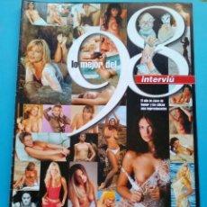 Coleccionismo de Revista Interviú: INTERVIU .LO MEJOR DEL 98 .. Lote 176344810