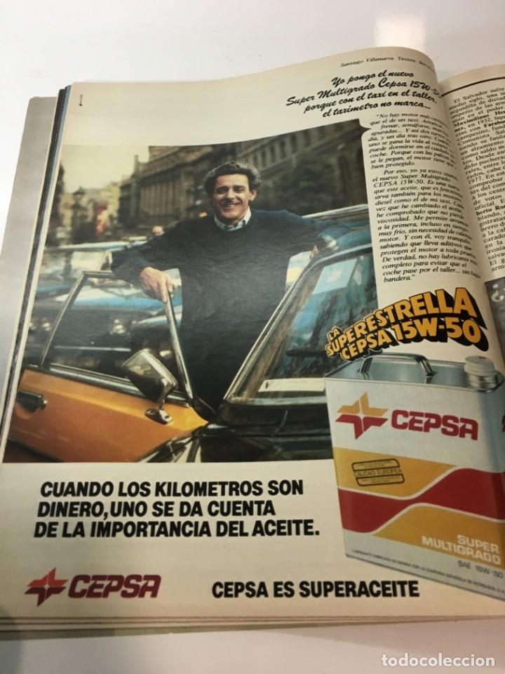 Coleccionismo de Revista Interviú: Revista Interviú número 158 año 4 ,Yolanda Rios 1979, años 70.Publicidad años 70 - Foto 5 - 176508248