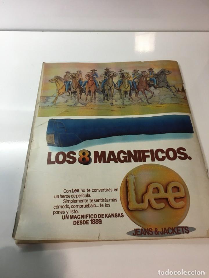 Coleccionismo de Revista Interviú: Revista Interviú número 158 año 4 ,Yolanda Rios 1979, años 70.Publicidad años 70 - Foto 6 - 176508248