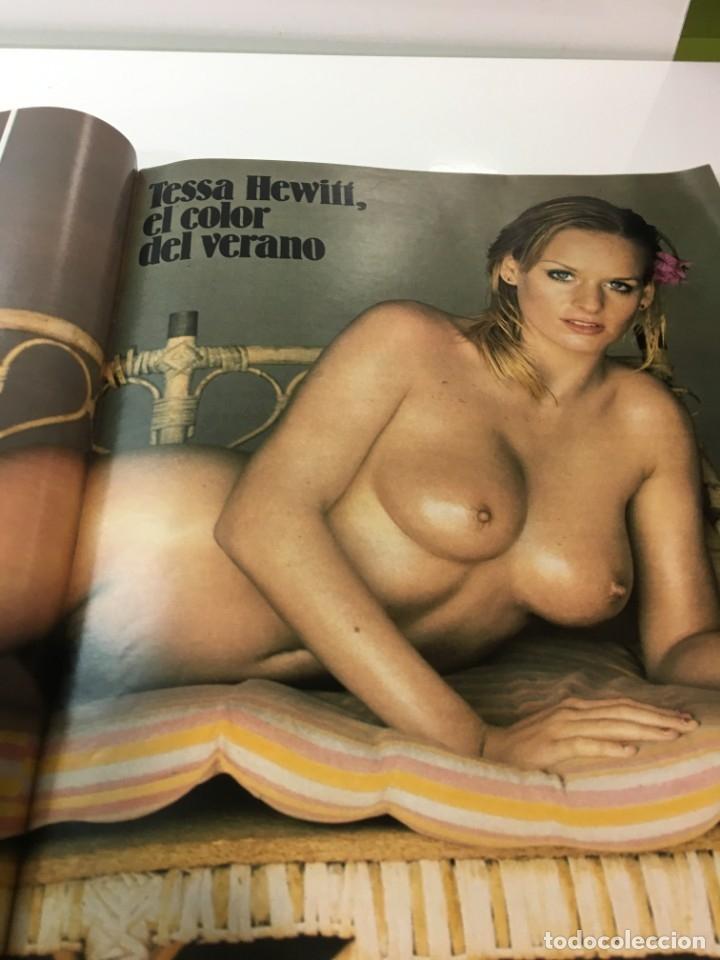 Coleccionismo de Revista Interviú: Revista Interviú, Tessa Heitt, numero 166 año 4 1979. Publicidad años 70-80-90 - Foto 3 - 176519852