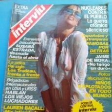 Coleccionismo de Revista Interviú: INTERVIU .EXTRA 3R ANIVERSARIO. Lote 176645428