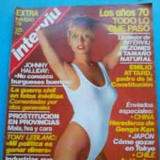 Coleccionismo de Revista Interviú: INTERVIU . EXTRA NAVIDAD 1979 .// 166 PP. Lote 176646135
