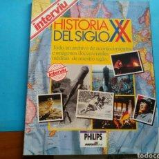 Coleccionismo de Revista Interviú: INTERVIU . HISTORIA DELSIGLO XX. Lote 176683273