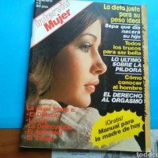 Coleccionismo de Revista Interviú: INTERVIU MUJER .SUPLEMENTO N° 2 . 114 PP. Lote 176683698