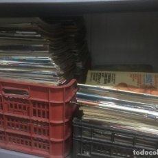 Coleccionismo de Revista Interviú: ENORME LOTE DE MAS DE 1000 REVISTAS INTERVIU DE TODOS LOS TIEMPOS. Lote 177433244