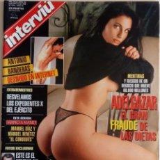 Coleccionismo de Revista Interviú: INTERVIÚ N 1044 AMANDA LUPIC, ANTONIO BANDERAS, AMISH, CARMEN RICO GODOY, DADJA AUERMANN . Lote 177717330