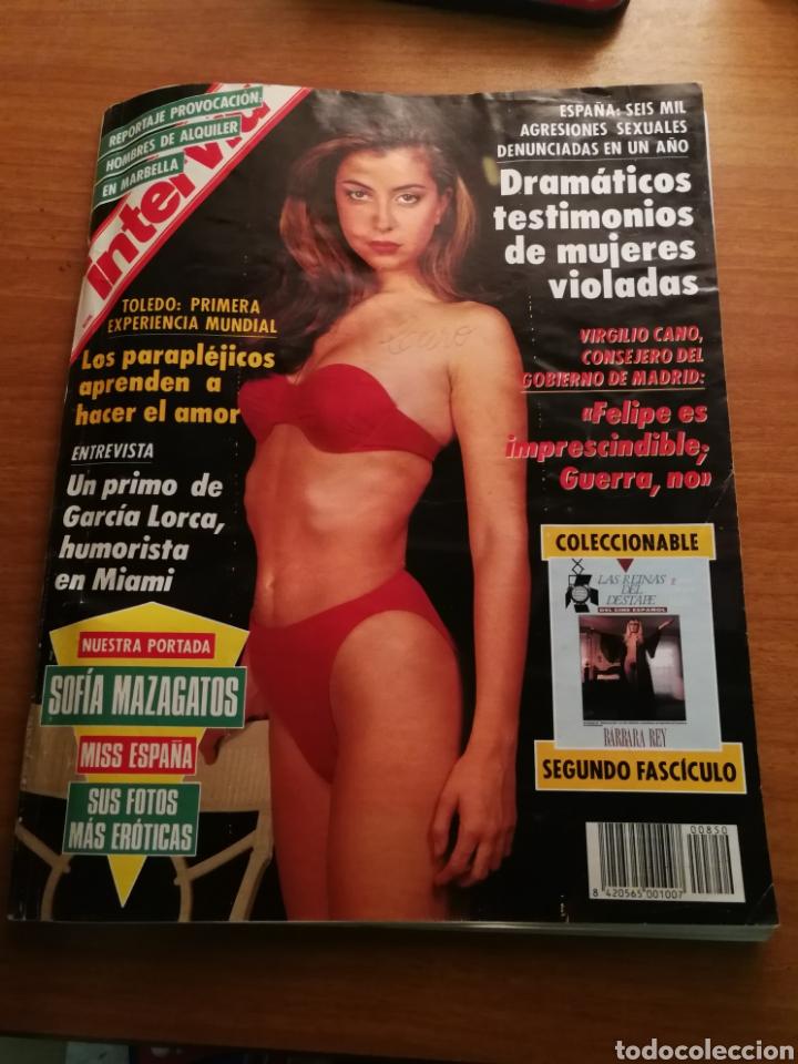INTERVIU 850 (Coleccionismo - Revistas y Periódicos Modernos (a partir de 1.940) - Revista Interviú)