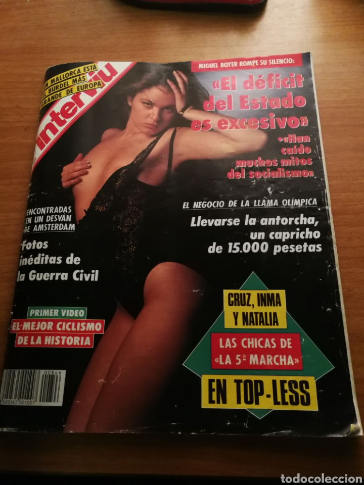 REVISTA INTERVIU 846 (Coleccionismo - Revistas y Periódicos Modernos (a partir de 1.940) - Revista Interviú)