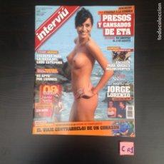 Coleccionismo de Revista Interviú: INTERVIU. Lote 182235598