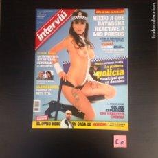 Coleccionismo de Revista Interviú: INTERVIU. Lote 182320647