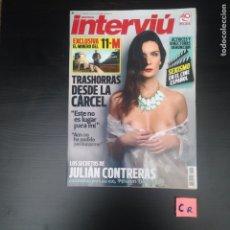 Coleccionismo de Revista Interviú: INTERVIU. Lote 182323005
