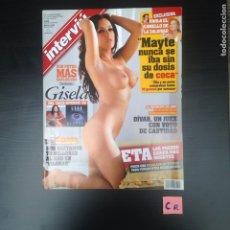 Coleccionismo de Revista Interviú: INTERVIU. Lote 182324957