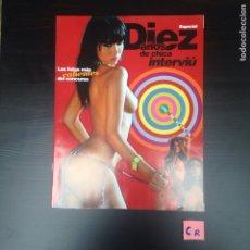 Coleccionismo de Revista Interviú: INTERVIÚ. Lote 182333181