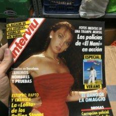 Coleccionismo de Revista Interviú: REVISTA INTERVIU #537 MARIA ROSARIA OMAGGIO. Lote 182958616