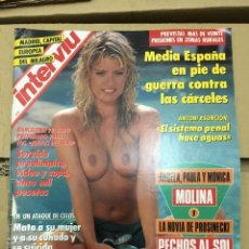 Coleccionismo de Revista Interviú: REVISTA INTERVIU JANE BOTHAM # 847 JULIO 1992. Lote 183019788