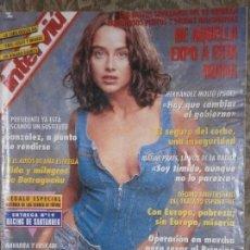 Coleccionismo de Revista Interviú: REVISTA INTERVIÚ N 998 AÑO 1995 CON BEATRIZ RICO. Lote 183218410