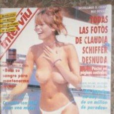 Coleccionismo de Revista Interviú: REVISTA INTERVIÚ N 904 AÑO 1993 CON CLAUDIA SCHIFFER. Lote 183218425