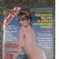 Coleccionismo de Revista Interviú: INTERVIÚ N 861 AÑO 1992 - CON CLAUDIA SCHIFFER, ROCÍO JURADO Y ORTEGA CANO. Lote 183218465