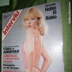 Coleccionismo de Revista Interviú: INTERVIU Nº 33 AÑO 1976 SYLVIA KOSCINA.BEATRIZ ROSAT.. Lote 184689350