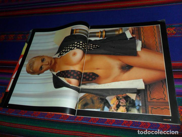 Coleccionismo de Revista Interviú: INTERVIÚ Nº 788. 6-6-91. MARTA SÁNCHEZ TOTALMENTE DESNUDA. DIFÍCIL. - Foto 4 - 185954197