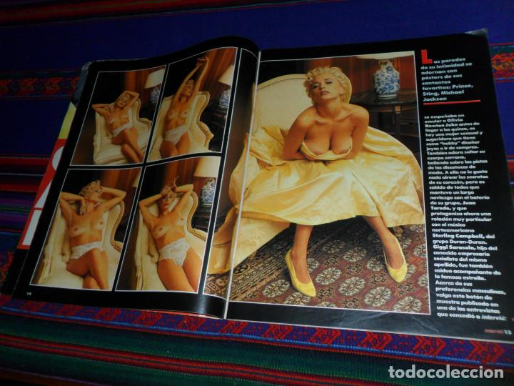 Coleccionismo de Revista Interviú: INTERVIÚ Nº 788. 6-6-91. MARTA SÁNCHEZ TOTALMENTE DESNUDA. DIFÍCIL. - Foto 7 - 185954197