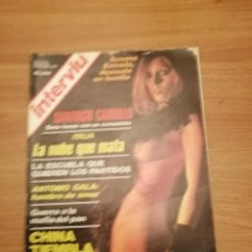 Coleccionismo de Revista Interviú: REVISTA INTRVIU Nº -13, DE 12-18 DE AGOSTO 1976. Lote 186197582