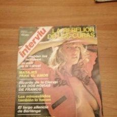 Coleccionismo de Revista Interviú: REVISTA INTRVIU Nº -14- DEL 19.25 DE 1976. Lote 186197771