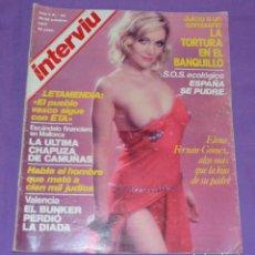 Coleccionismo de Revista Interviú: REVISTA INTERVIÚ. Nº 75. AÑO 2. 1977. Lote 187419433