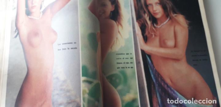 Coleccionismo de Revista Interviú: REVISTA INTERVIU 1985, 13 NÚMEROS: 478, 479, 480, 481, 482, 483, 484, 485, 486, 487, 488, 489, 490 - Foto 10 - 188731798