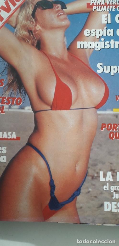 Coleccionismo de Revista Interviú: REVISTA INTERVIU 1986, 12 NÚMEROS: 544, 545, 546, 547, 548, 549, 550, 551, 552, 553, 554, 555 - Foto 8 - 188785246