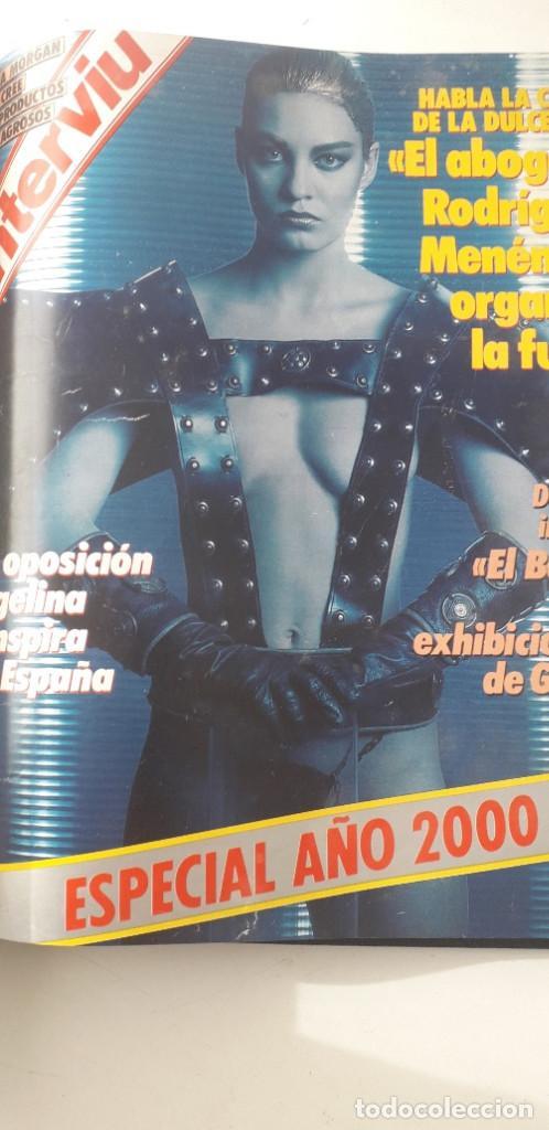Coleccionismo de Revista Interviú: REVISTA INTERVIU 1986, 12 NÚMEROS: 544, 545, 546, 547, 548, 549, 550, 551, 552, 553, 554, 555 - Foto 16 - 188785246