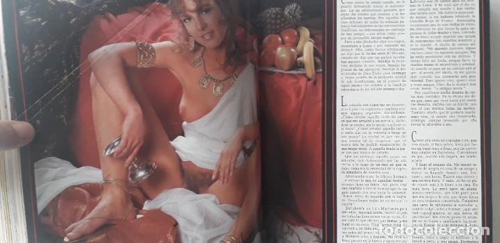 Coleccionismo de Revista Interviú: REVISTA INTERVIU 1987, 13 NÚMEROS: 568, 569, 570, 571, 572, 573, 574, 575, 576, 577, 578, 579, 580 - Foto 4 - 188790122