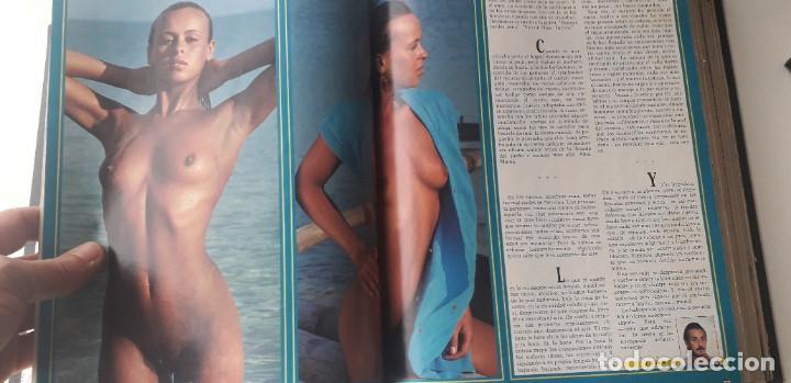 Coleccionismo de Revista Interviú: REVISTA INTERVIU 1987, 13 NÚMEROS: 568, 569, 570, 571, 572, 573, 574, 575, 576, 577, 578, 579, 580 - Foto 9 - 188790122