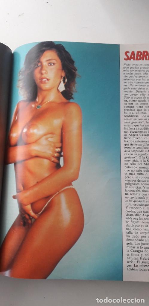 Coleccionismo de Revista Interviú: REVISTA INTERVIU 1988, 12 NÚMEROS: 647, 648, 649, 650, 651, 652, 653, 654, 655, 656, 657, 659 - Foto 8 - 188799262