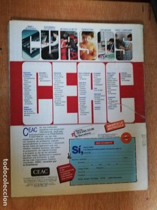 Coleccionismo de Revista Interviú: Interviu N° 539. Mariscadores furtivos. Dinastías de Jerez. Julio Iglesias. Cela - Foto 3 - 190974847